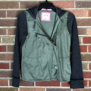 Abercrombie Kids Girls Jacket
